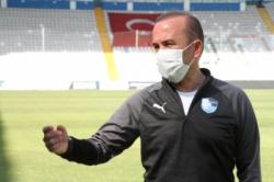 Mehmet Özdilek'ten zemine tam not