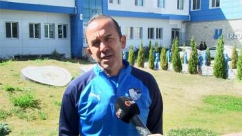 Mehmet Özdilek: Her maçı kazanmak için oynayacağız