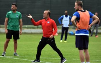 Mehmet Özdilek: Her maçımız final