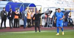 Mehmet Özdilek: Maçı kazanmayı çok istedik