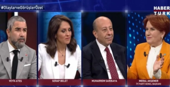 Meral Akşener'den dikkat çeken açıklamalar...