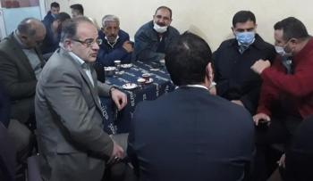 Milletvekili Naci Cinisli esnafı ziyaret etti...