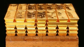 Milyar dolarlık altın rezervi sevinci!