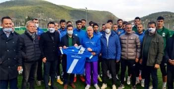 Nihat Özdemir seyircili maçlar için tarih verdi!