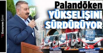 Palandöken Belediyesi gücüne güç kattı
