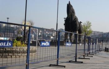 Sahiller ve parklar halka kapatıldı