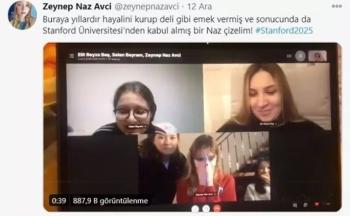 Sosyal medya Zeynep Naz Avcı'yı konuşuyor!