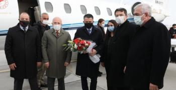 Tarım ve Orman Bakanı Pakdemirli Erzurum'da