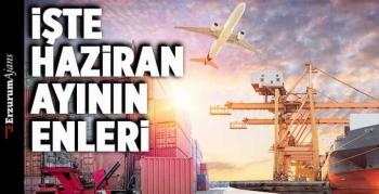 TİM, Erzurum sektörel verilerini açıkladı