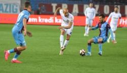 Trabzon'la hazırlık maçı