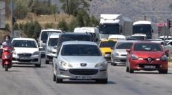 Trafik kazaları son 5 yılda yüzde 27 azaldı