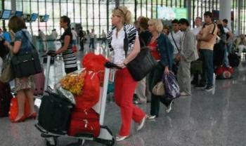 Turist sayısı Ağustos'ta yüzde 71 azaldı