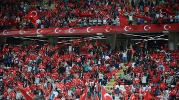 Türkiye-Letonya maçı için seyirci kararı
