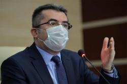 Vali Memiş: Maske takın sosyal mesafeyi koruyun