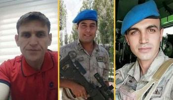 Van'dan yürek yakan haber... 3 asker şehit...
