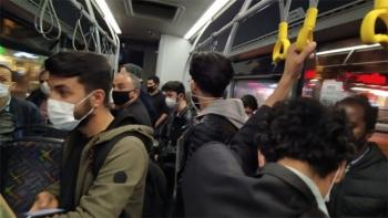 Virüs, en çok toplu taşımada yayılıyor