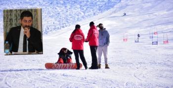 Yabancı turiste kayak izni çıkacak mı?