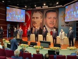 Yiğider ve Taşçı AK Parti'ye katıldı