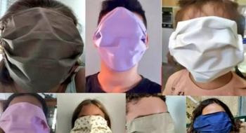 Yunanistan'da maske skandalı...