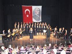 KKEF Orkestra korosu beğenildi!..