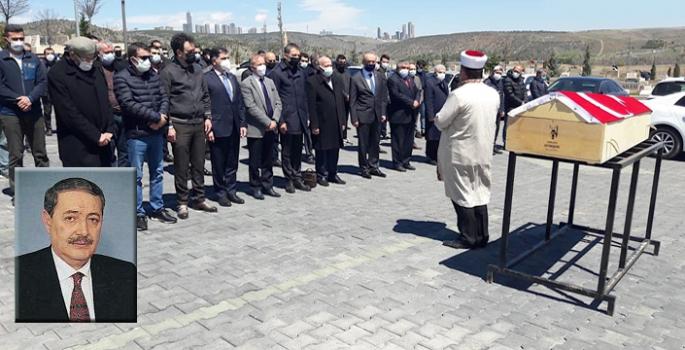 Necati Güllülü'ye son görev
