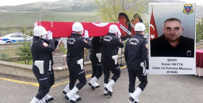 Soner Hayta Erzurum'da toprağa verildi
