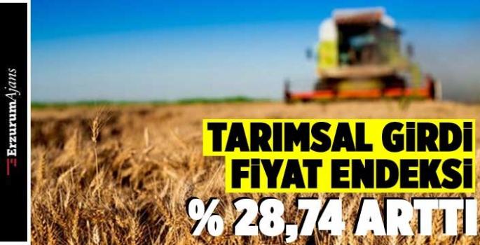 Tarımsal GFE açıklandı!