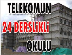 Türk Telekom'dan Yıldızkent'e lise!..