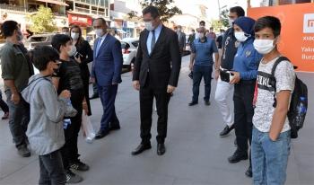 Vali Memiş: 3 milyon 600 bin TL ceza kesildi