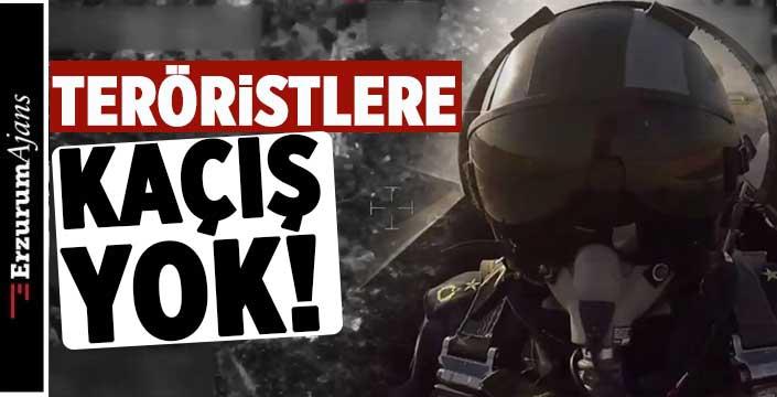 6 PKK'lı terörist daha etkisiz
