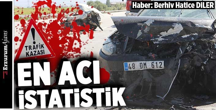 Ağustos'ta, 130 trafiz kazası!
