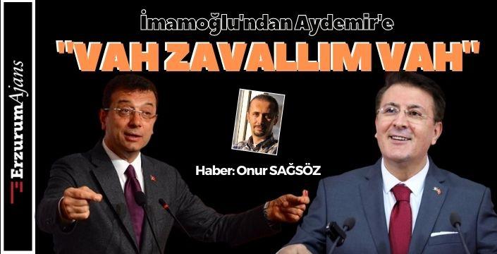 AK Partili Aydemir bu sözlere ne diyecek?