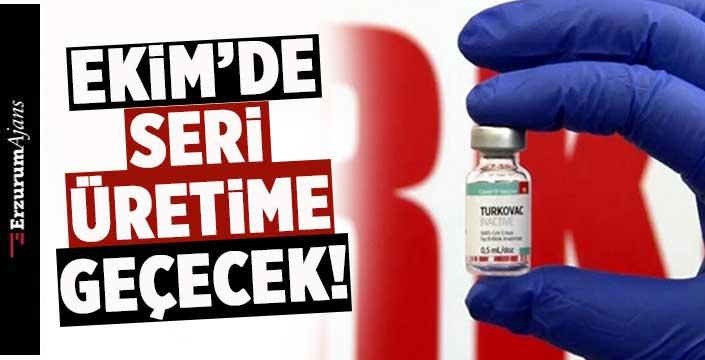 Bakan Koca'dan Turkovac aşı açıklaması!