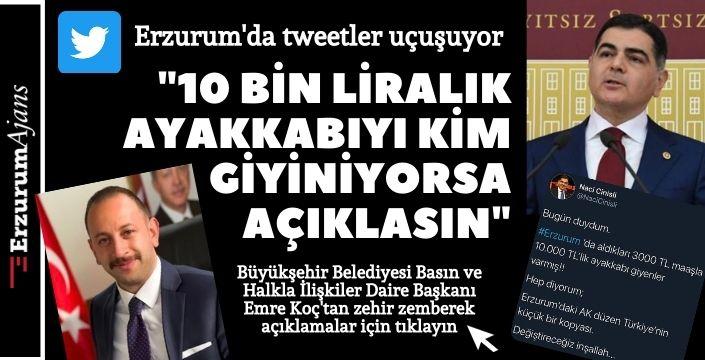 Daire Başkanı Emre Koç'tan açıklama geldi