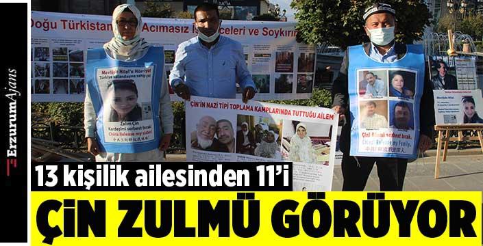 Doğu Türkistanlı ailelerin yardım çığlığı devam ediyor