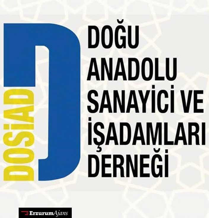 DOSİAD'dan Erzurum üretim ekonomisi analizi