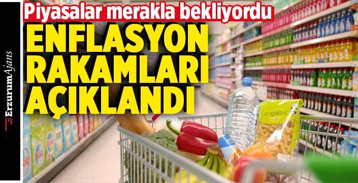 Enflasyon yüzde 19'u aştı