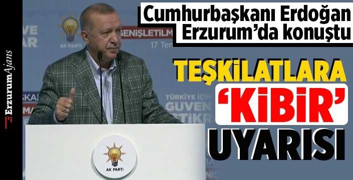 Erdoğan İl Danışma Meclisi'nde konuştu