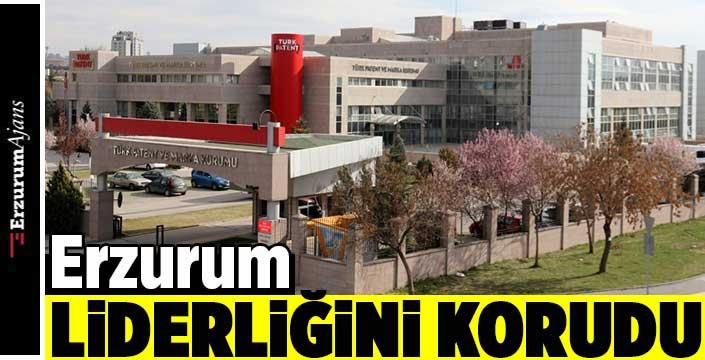 Erzurum bölgede birinci