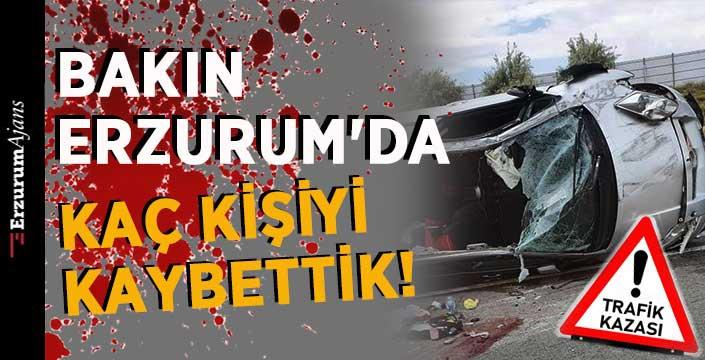 TÜİK açıkladı... Erzurum ilk sırada!