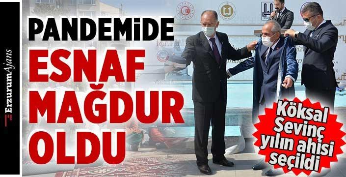 Erzurum'da Ahilik Haftası kutlandı!