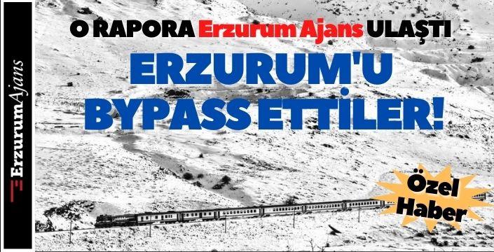 Erzurum siyasi oyunlara kurban mı?