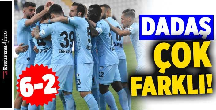 Erzurumspor - Altınordu: 6-2