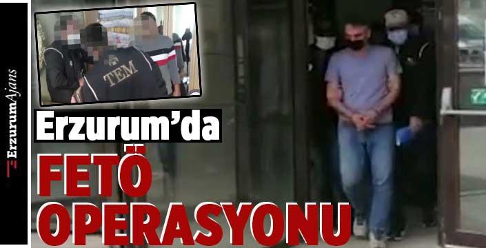 FETÖ operasyonunda 4 gözaltı