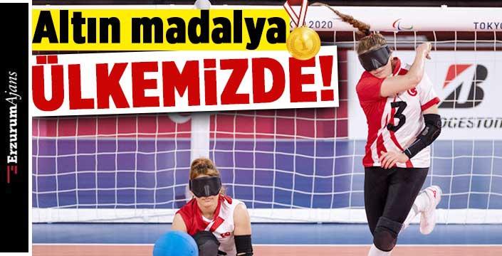 Golbal Kadın Milli Takımımızdan büyük başarı!