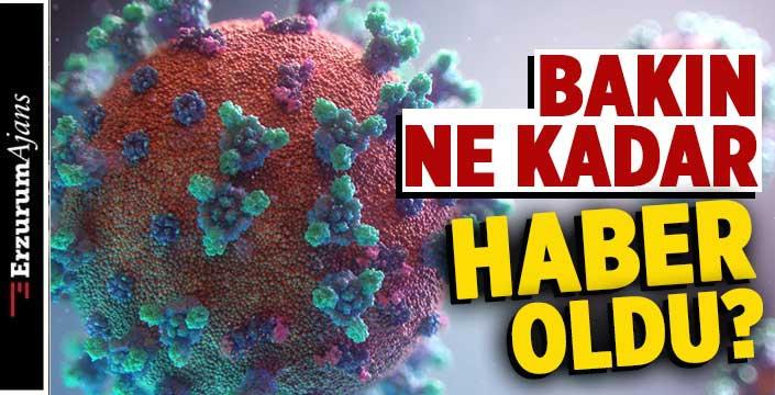 İşte koronavirüsün medya karnesi!