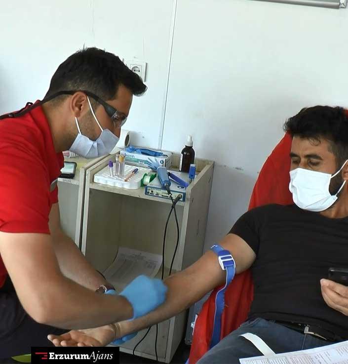 Kan bağışı vücut direncini düşürmüyor