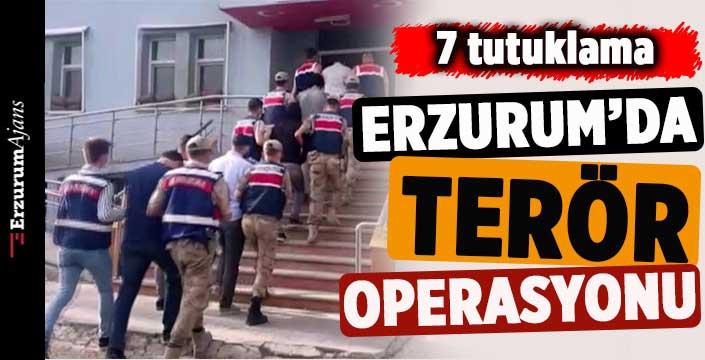 Karayazı'da PKK/KCK operasyonu