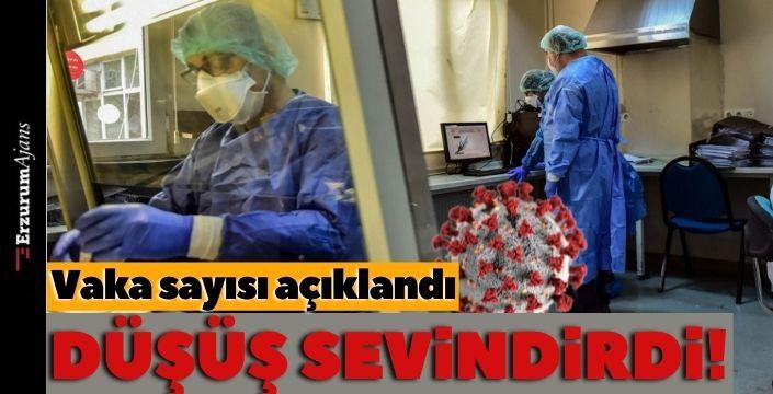 Koronavirüs vaka ve vefat sayısı açıklandı!
