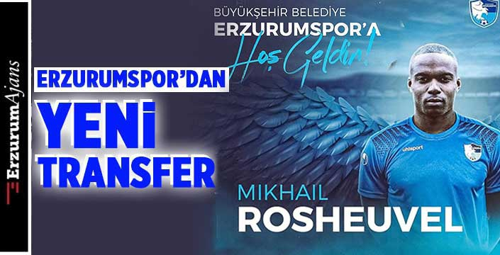 Mikhail Rosheuevel, BB Erzurumspor'da